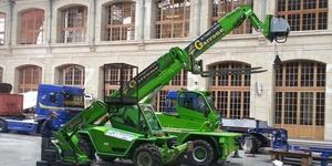 Art-Transport & Services Garrone - Equipement Chariot Élévateur -
